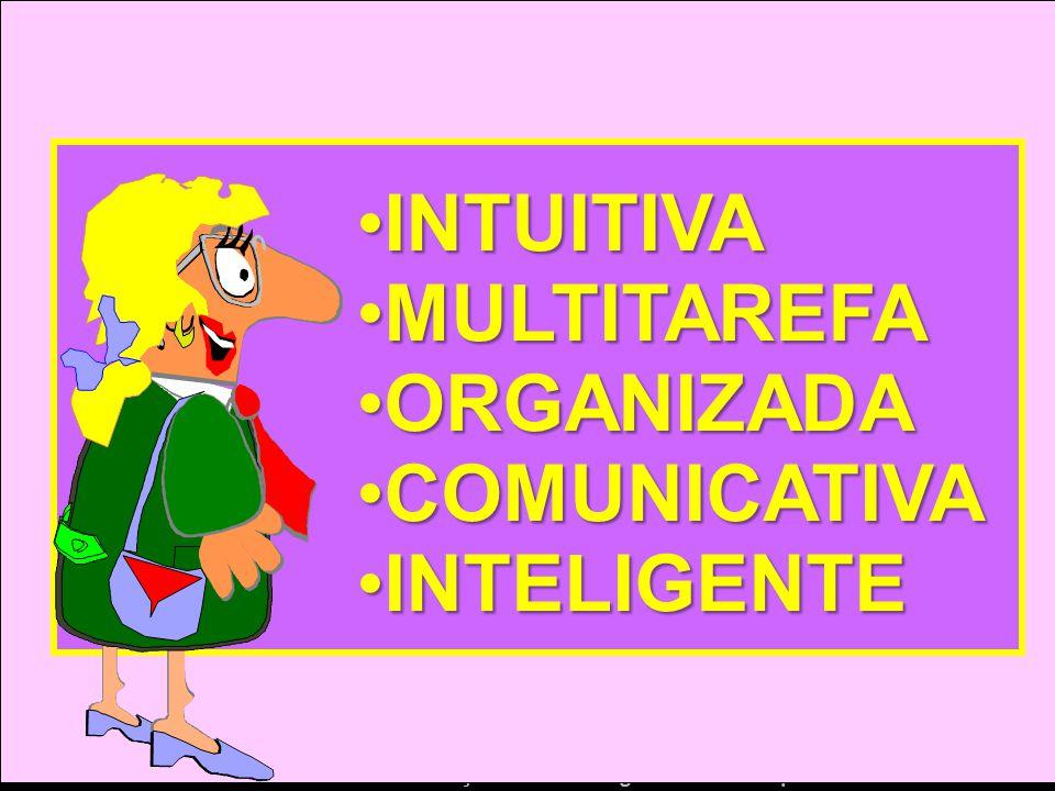 INTUITIVA MULTITAREFA ORGANIZADA COMUNICATIVA INTELIGENTE