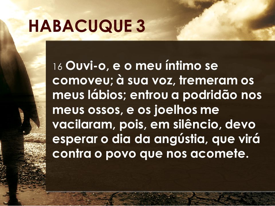 HABACUQUE 3