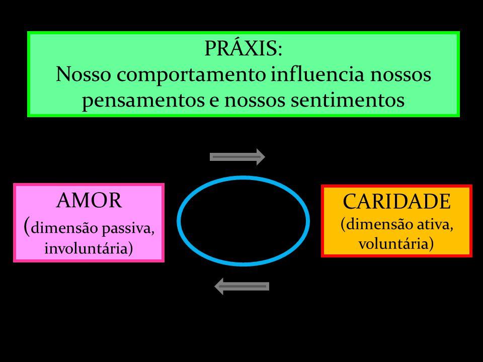Nosso comportamento influencia nossos pensamentos e nossos sentimentos