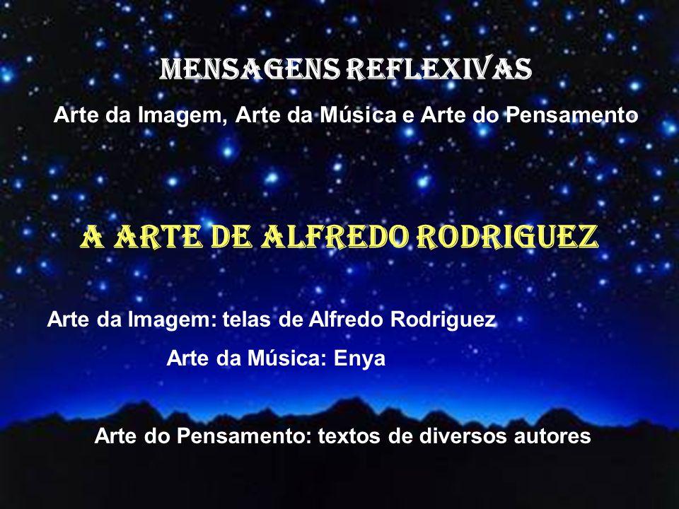 A ARTE DE ALFREDO RODRIGUEZ