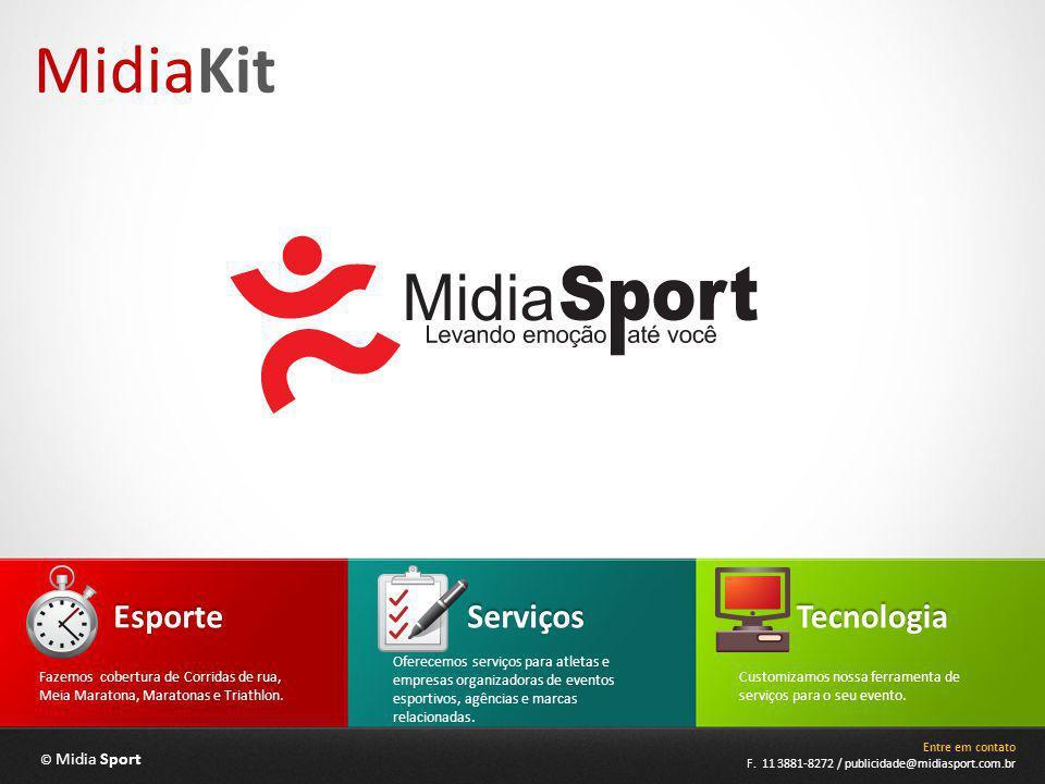 MidiaKit Esporte Serviços Tecnologia