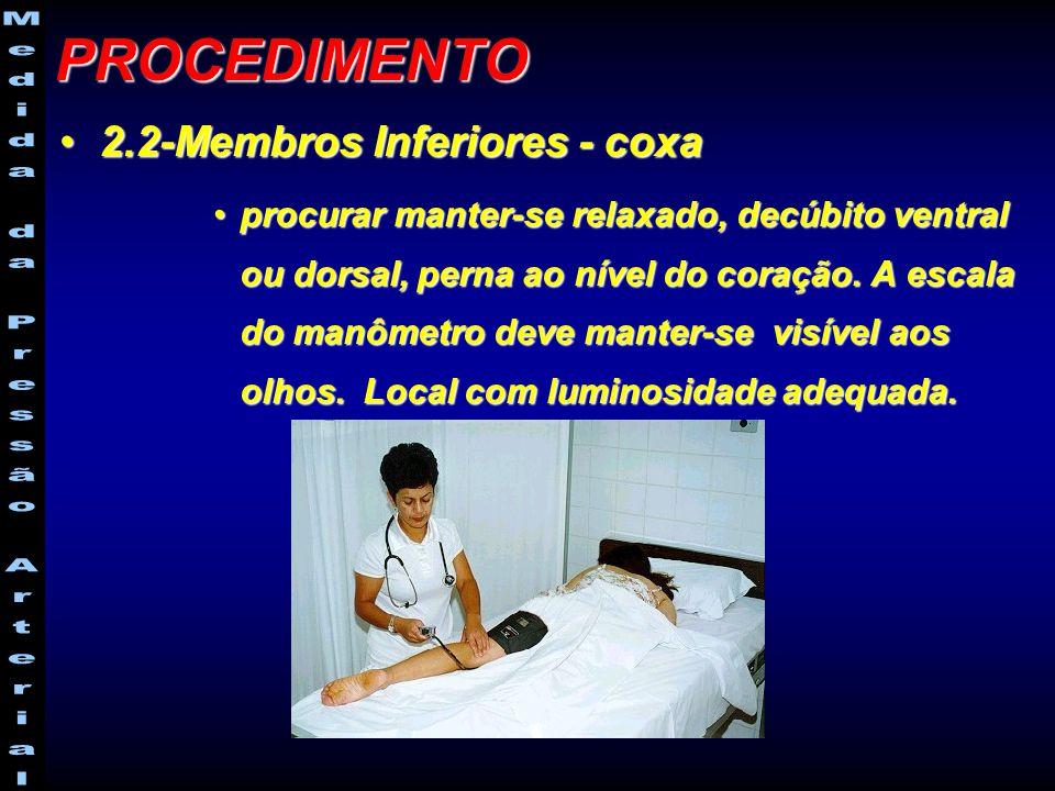 PROCEDIMENTO 2.2-Membros Inferiores - coxa