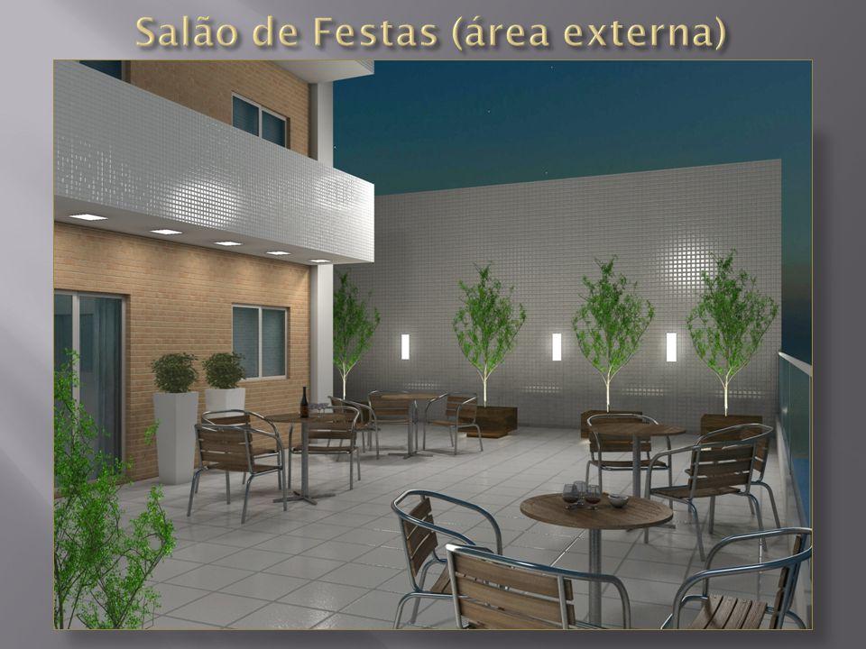 Salão de Festas (área externa)