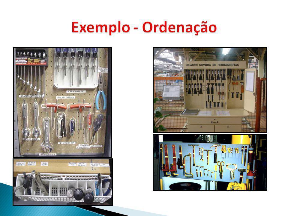 Exemplo - Ordenação