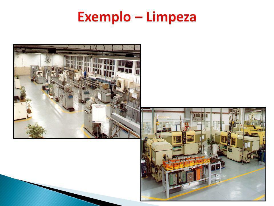 Exemplo – Limpeza