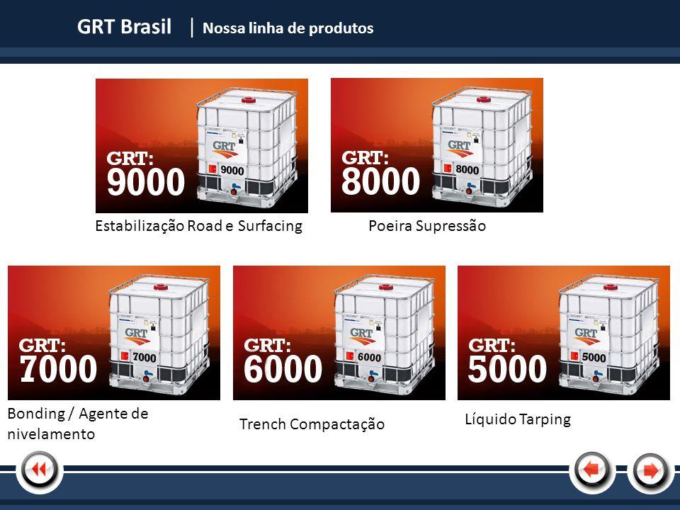 GRT Brasil | Nossa linha de produtos