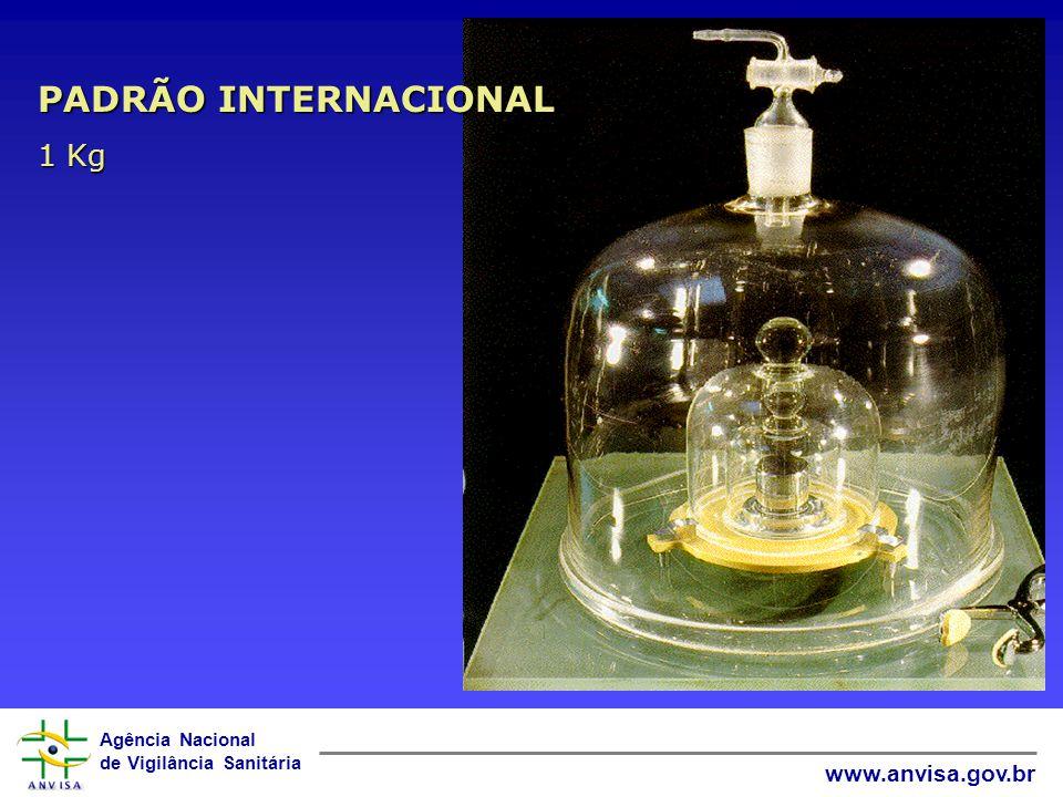 PADRÃO INTERNACIONAL 1 Kg