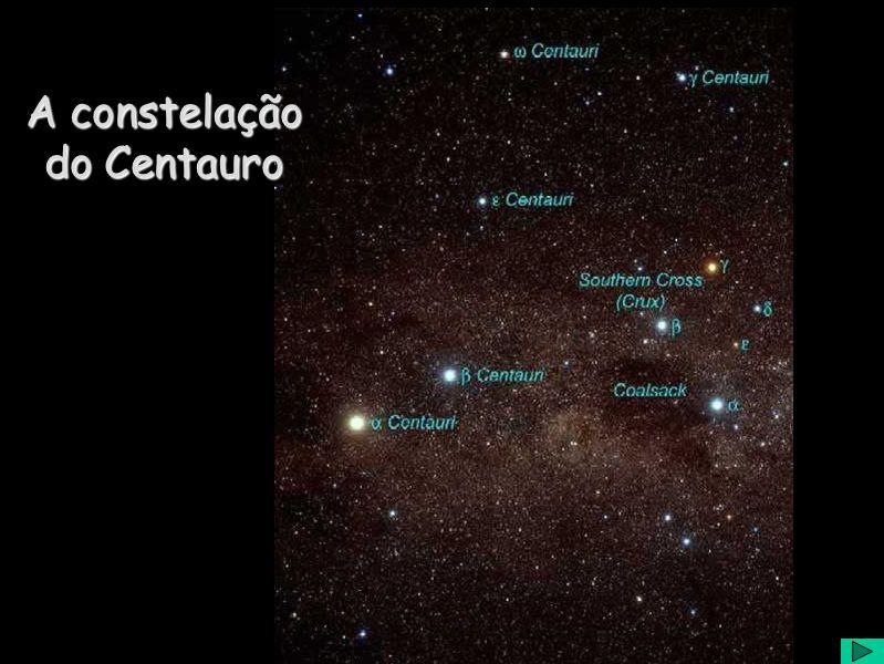A constelação do Centauro
