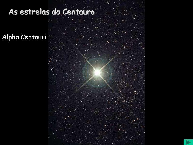 As estrelas do Centauro