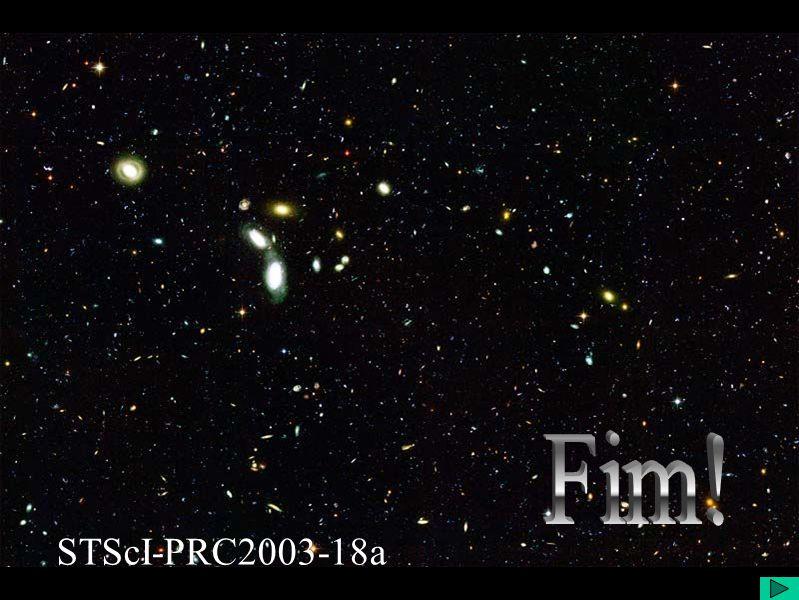 Fim! STScI-PRC2003-18a