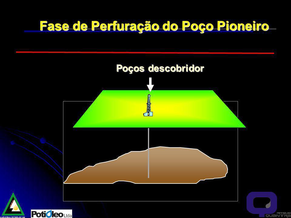 Fase de Perfuração do Poço Pioneiro
