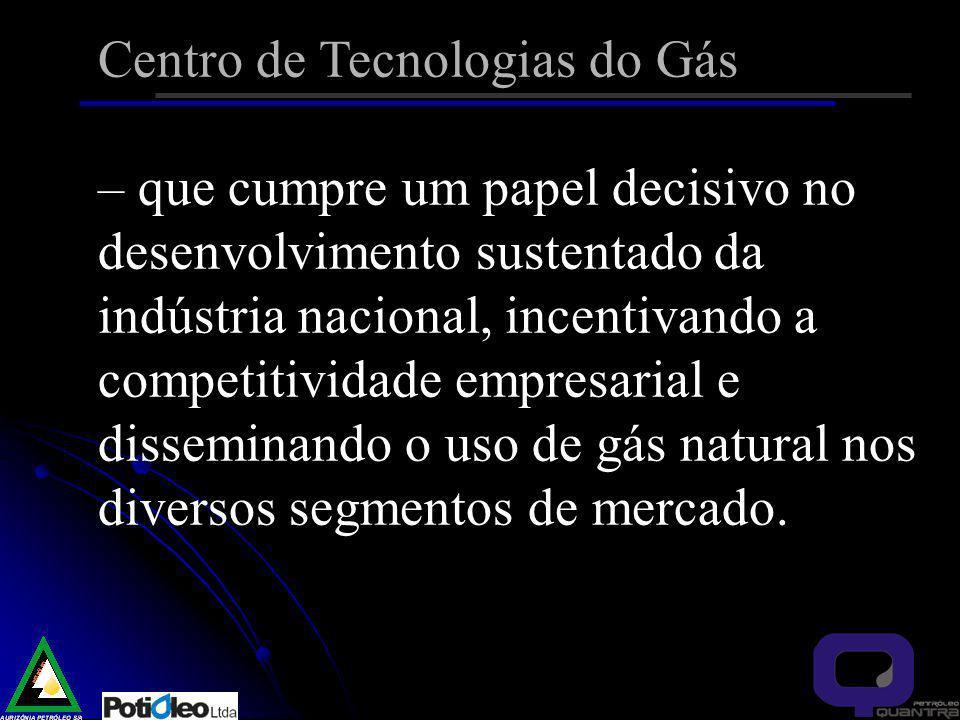 Centro de Tecnologias do Gás