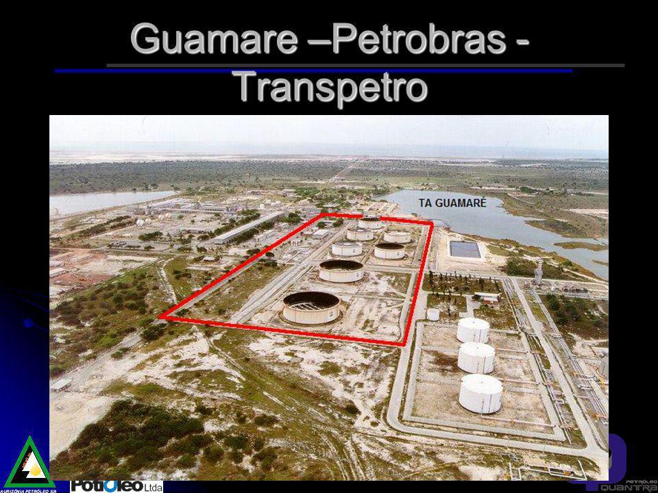 Guamare –Petrobras - Transpetro