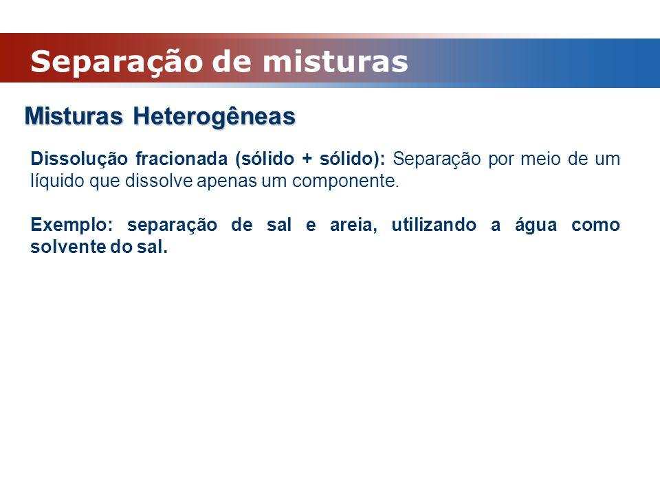 Misturas Heterogêneas