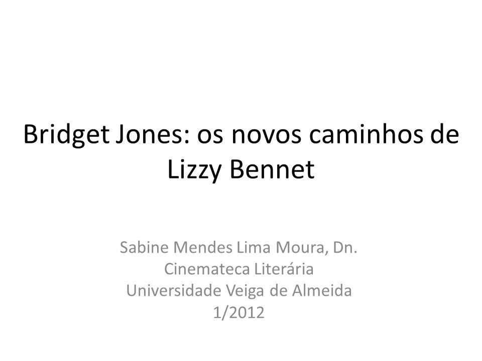 Bridget Jones: os novos caminhos de Lizzy Bennet