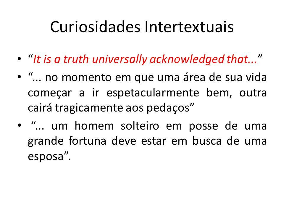 Curiosidades Intertextuais