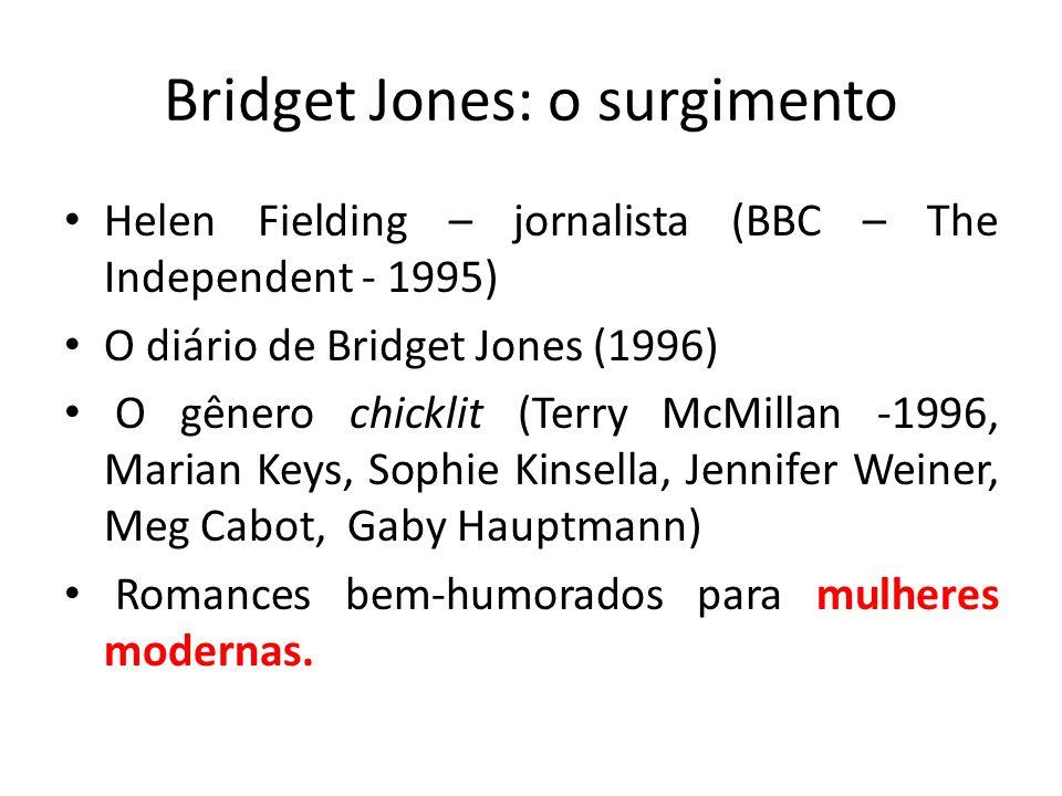Bridget Jones: o surgimento