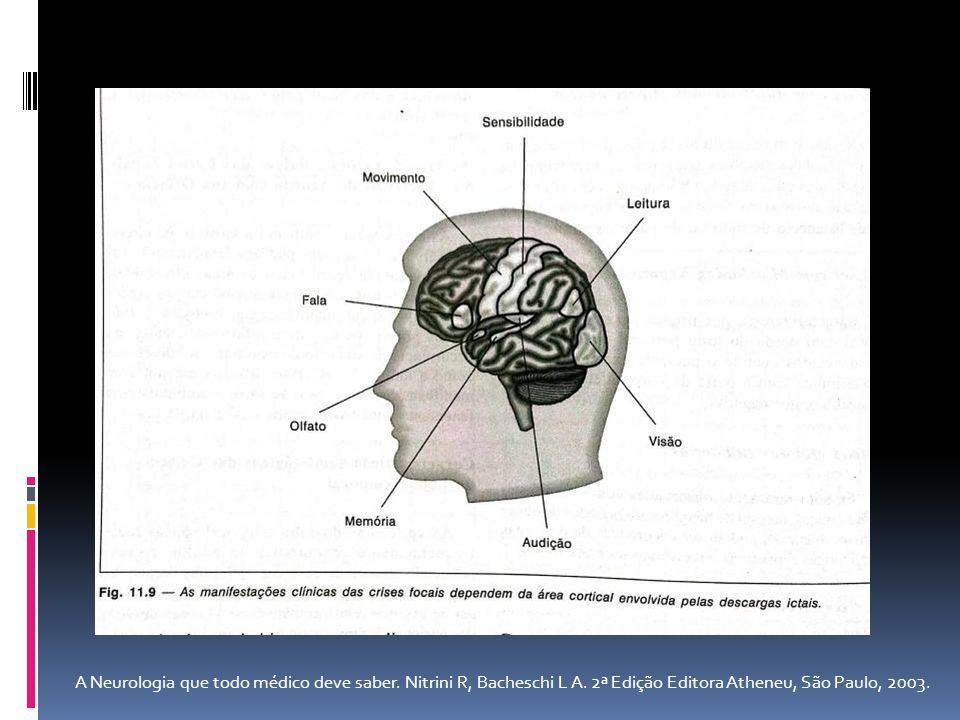 A Neurologia que todo médico deve saber. Nitrini R, Bacheschi L A