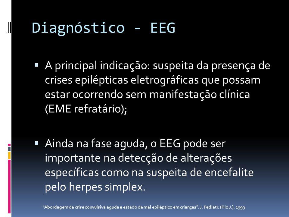 Diagnóstico - EEG
