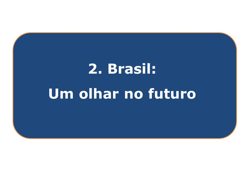 2. Brasil: Um olhar no futuro