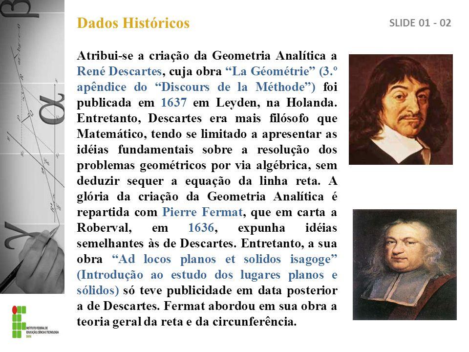 Dados Históricos