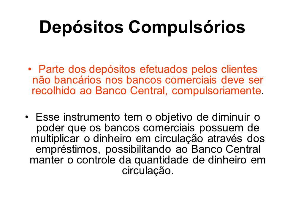 Depósitos Compulsórios