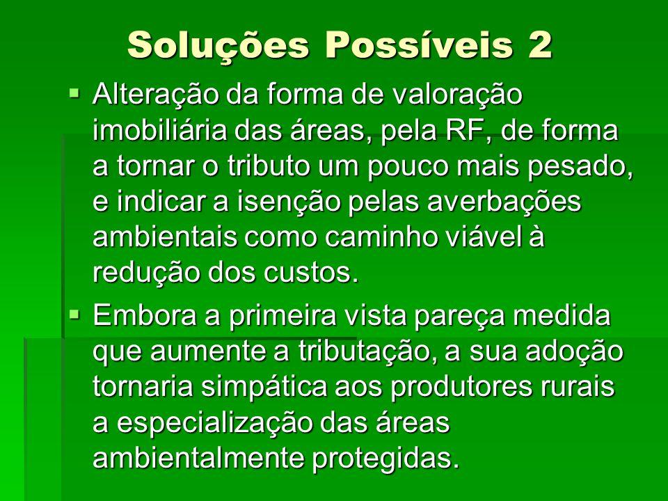 Soluções Possíveis 2