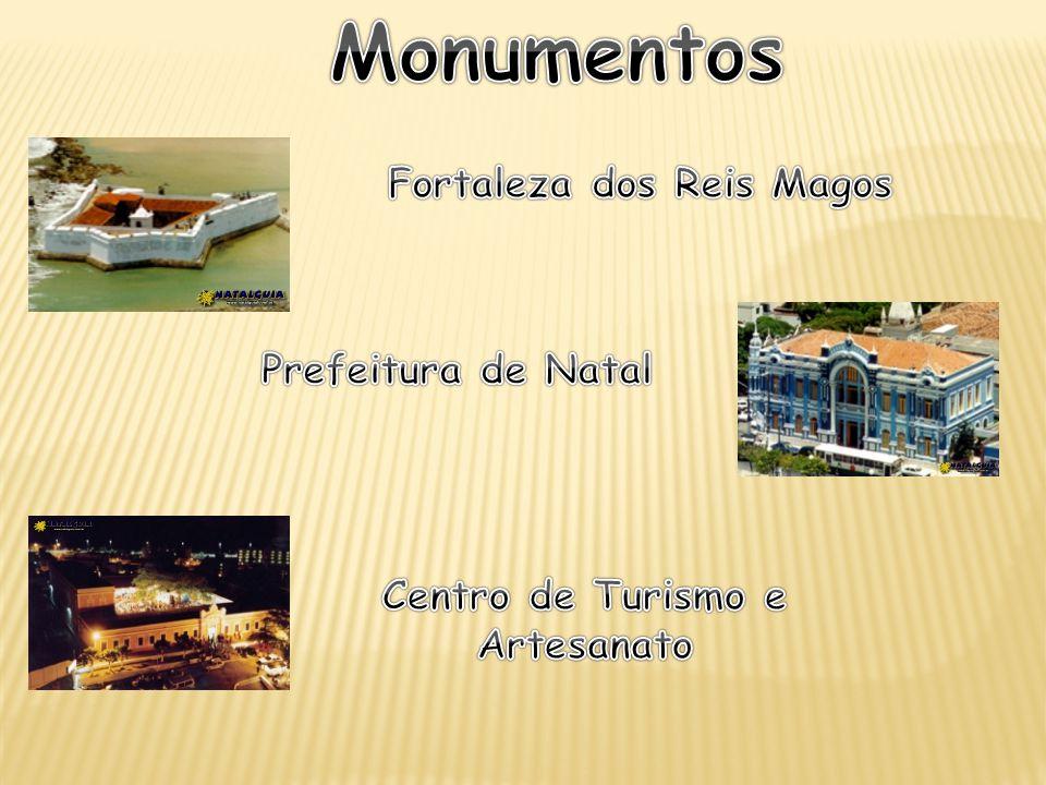 Fortaleza dos Reis Magos Centro de Turismo e Artesanato