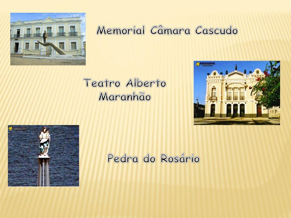 Memorial Câmara Cascudo Teatro Alberto Maranhão