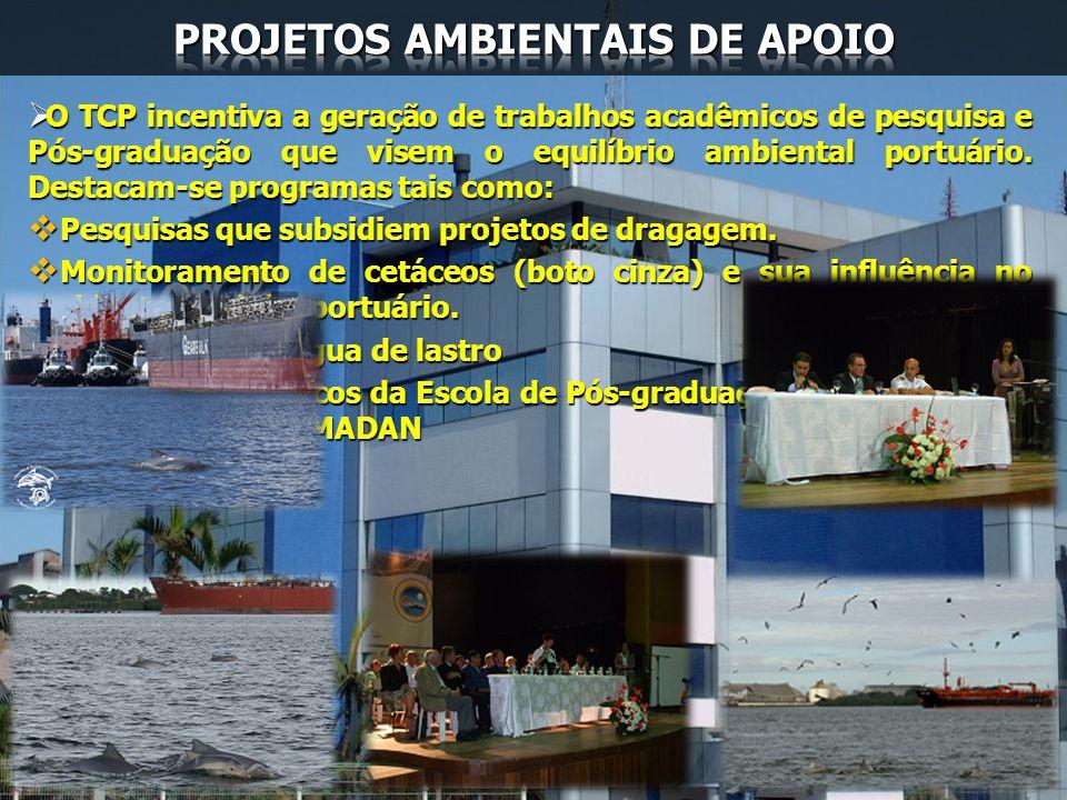 PROJETOS AMBIENTAIS DE APOIO