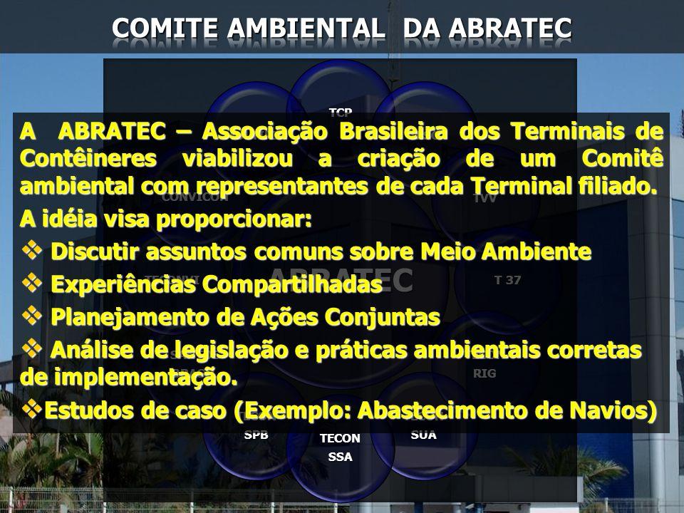 COMITE AMBIENTAL DA ABRATEC