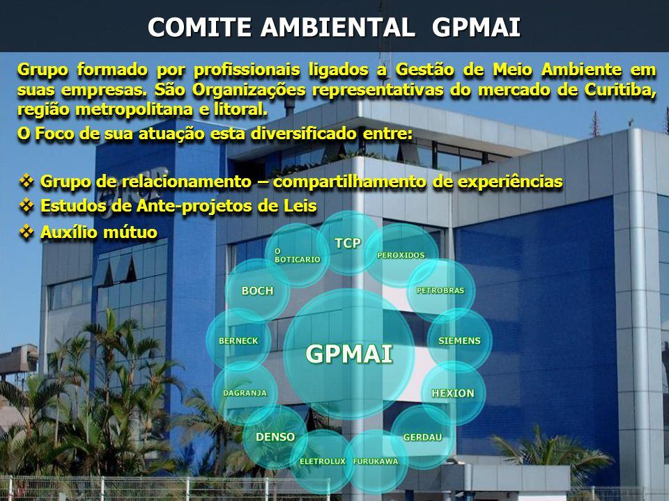 COMITE AMBIENTAL GPMAI