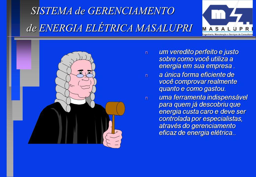 SISTEMA de GERENCIAMENTO de ENERGIA ELÉTRICA MASALUPRI