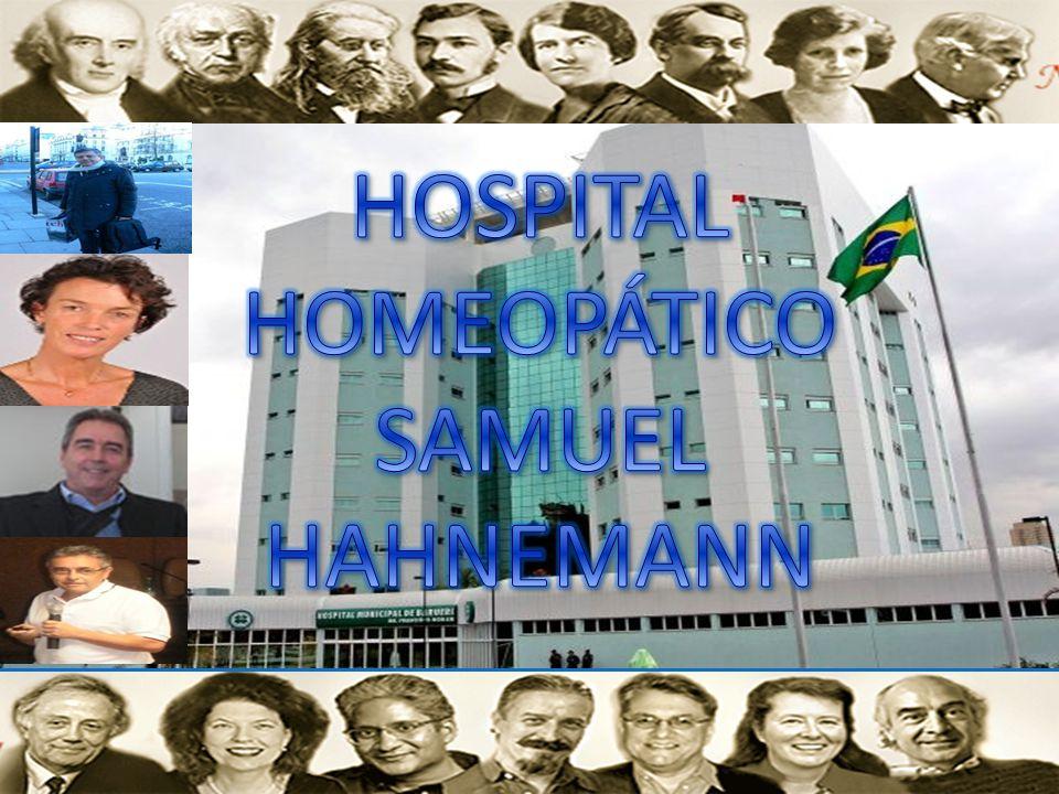 HOSPITAL HOMEOPÁTICO SAMUEL HAHNEMANN