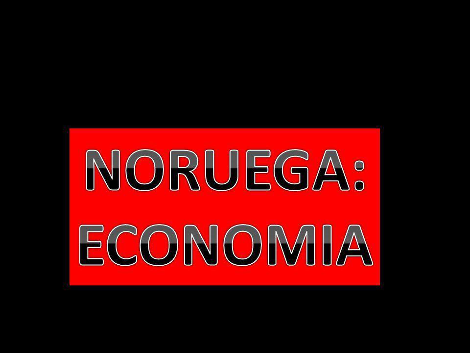 NORUEGA: ECONOMIA