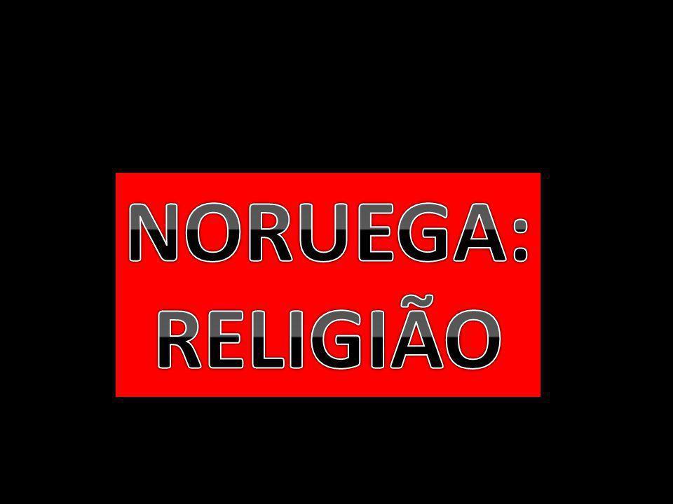 NORUEGA: RELIGIÃO