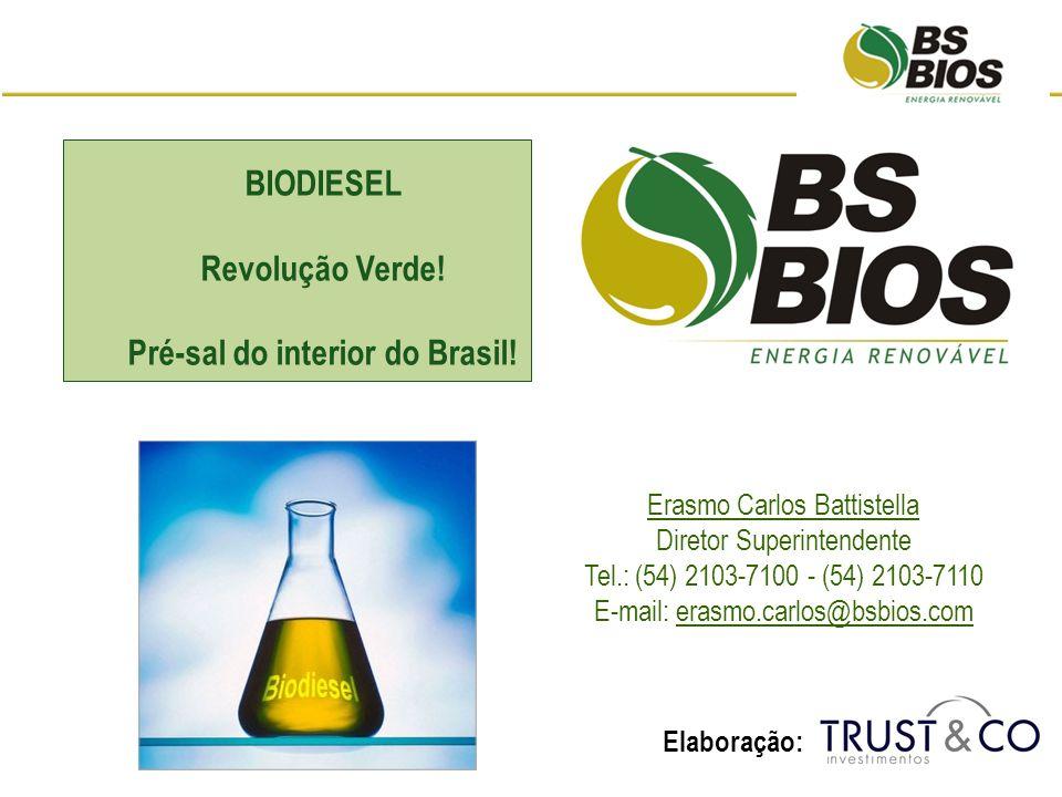 Pré-sal do interior do Brasil!