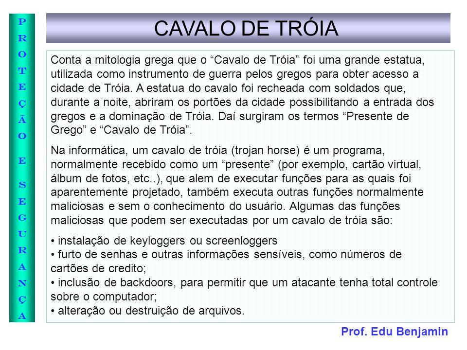 CAVALO DE TRÓIA