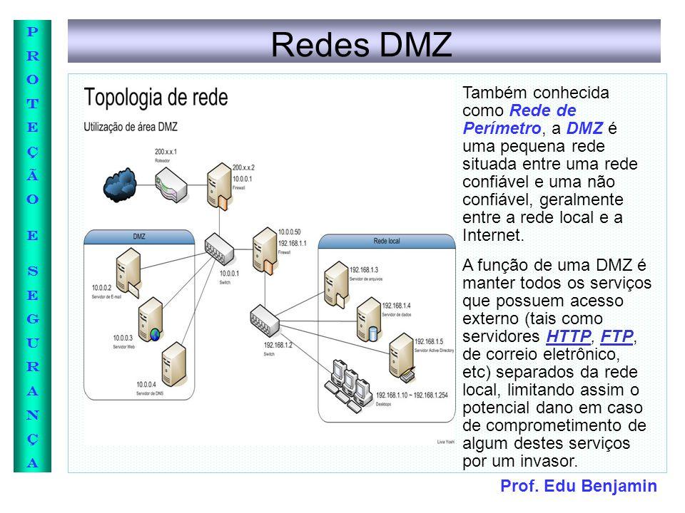 Redes DMZ