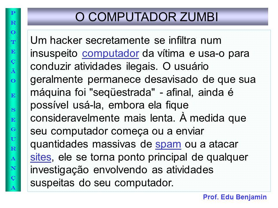 O COMPUTADOR ZUMBI