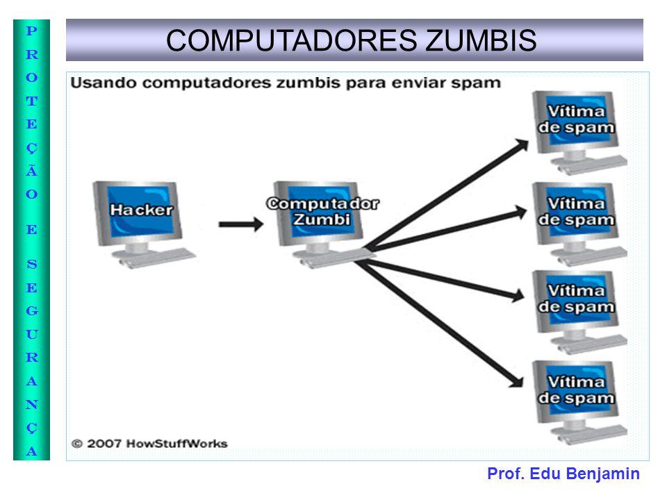 COMPUTADORES ZUMBIS
