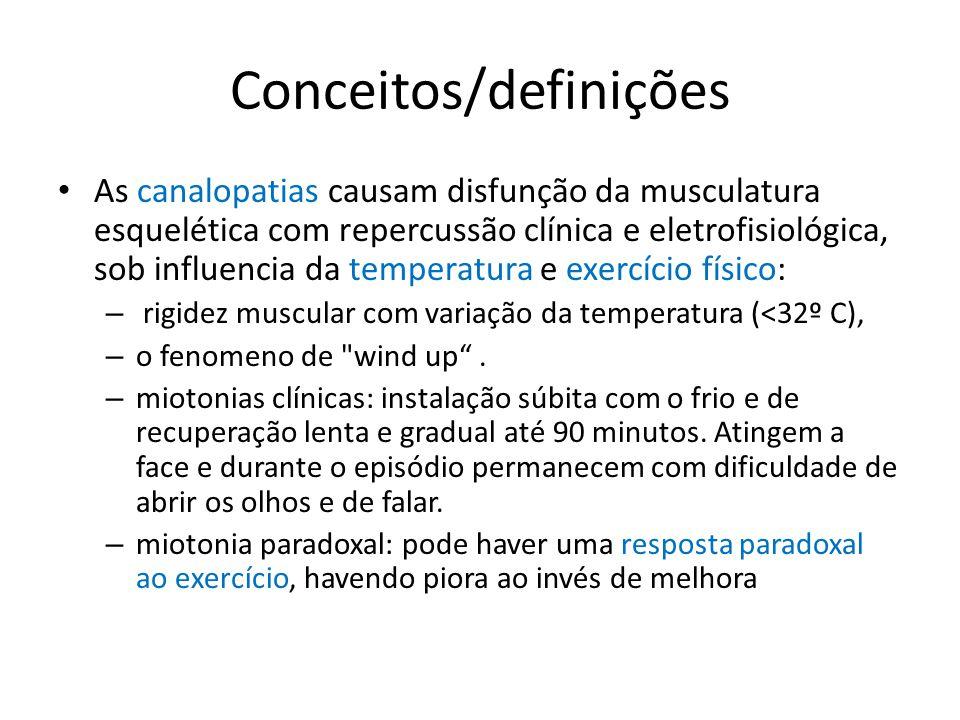Conceitos/definições