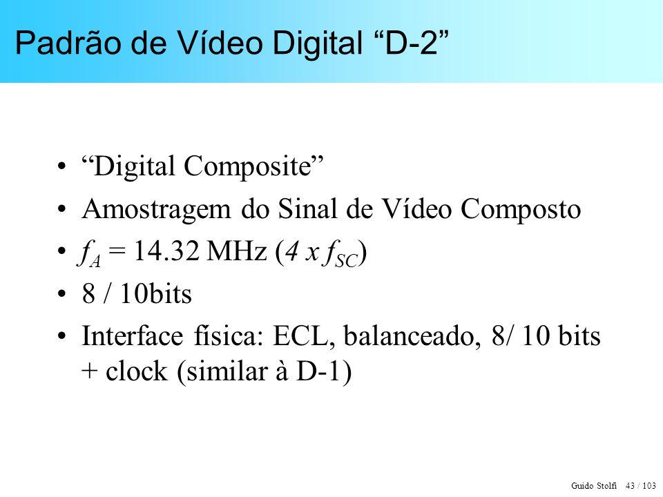Padrão de Vídeo Digital D-2
