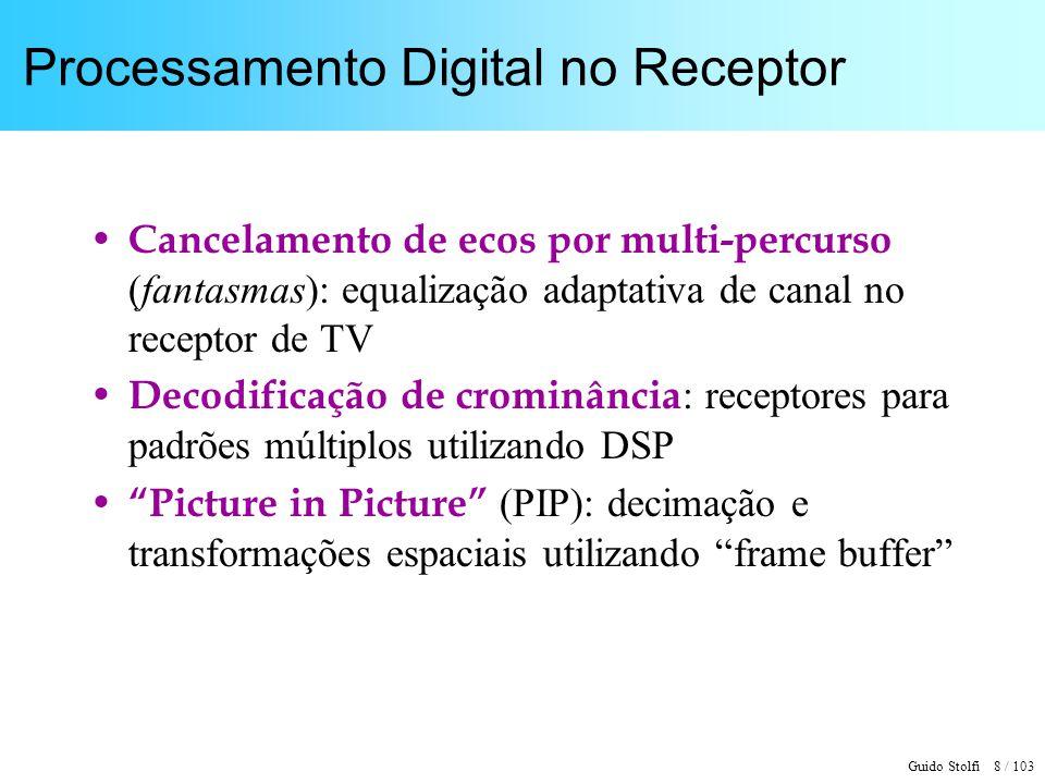 Processamento Digital no Receptor