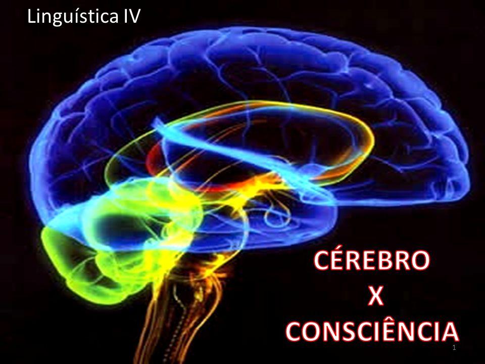 Linguística IV CÉREBRO X CONSCIÊNCIA