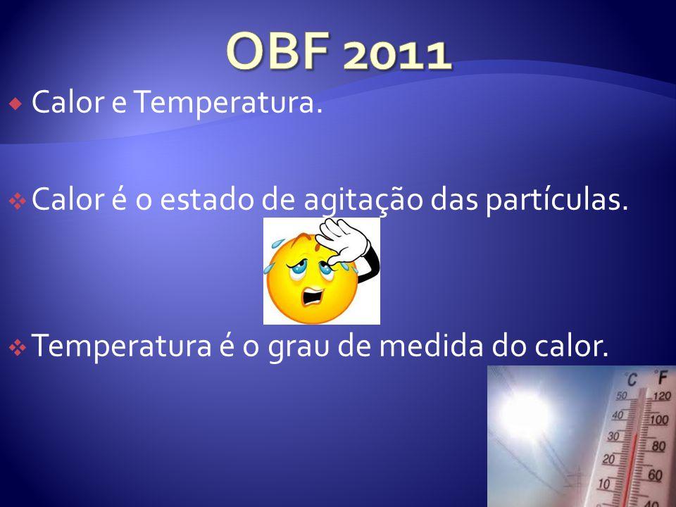 OBF 2011 Calor e Temperatura.