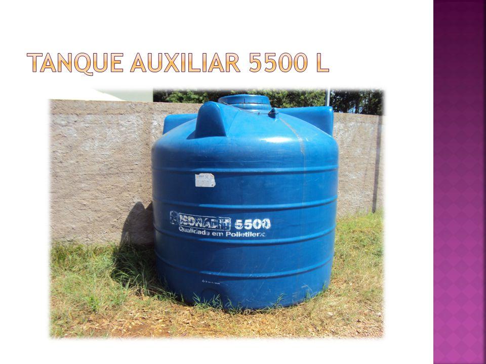 Tanque auxiliar 5500 l