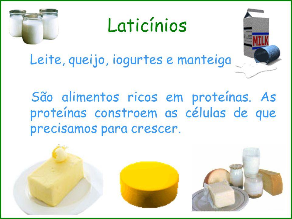 Laticínios Leite, queijo, iogurtes e manteiga