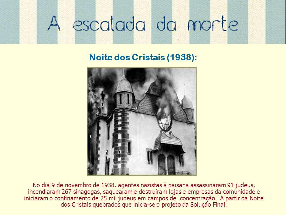 Noite dos Cristais (1938):
