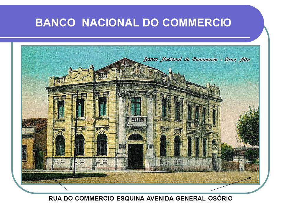 BANCO NACIONAL DO COMMERCIO